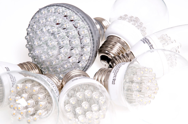 L.E.D. Lights, Bulbs, and Accessories by Interlectric